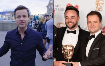 Dec pays secret heartfelt tribute to Ant after Saturday Night Takeaway goes off the air