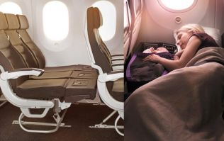 Airline's specially designed seats will make flying with small children much, much easier