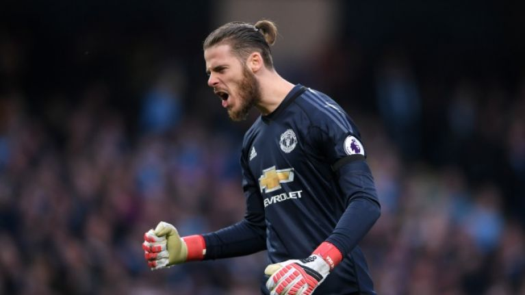 Former Manchester City goalkeeper claims David De Gea is