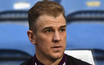 Everyone is saying the same thing after Joe Hart's performance against Chelsea