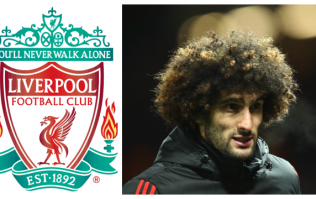 Liverpool line up three year contract for Marouane Fellaini