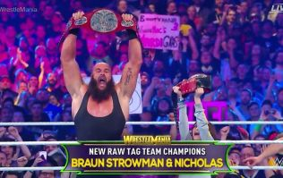 A 10 year old boy just won a WWE title, in one of wrestling's strangest ever moments