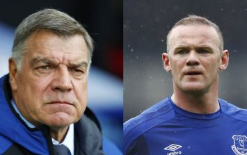 Sam Allardyce drops necessary truth-bomb about Wayne Rooney