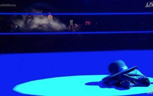 The Undertaker returned to face John Cena at Wrestlemania