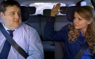 The new episode of Peter Kay's Car Share is getting fantastic reviews