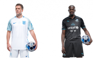 Michael Owen and Yaya Touré added to star studded Soccer Aid line up