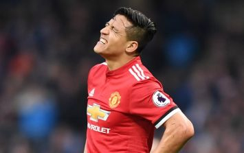 Alexis Sanchez has inadvertently revealed Man United's new home kit