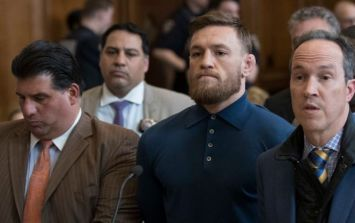 Conor McGregor just broke his social media silence following arrest