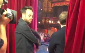 Emotional Ant McPartlin bursts into tears during first Britain's Got Talent episode