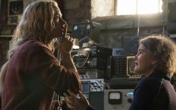 The question about farting in 'A Quiet Place' has actually been answered