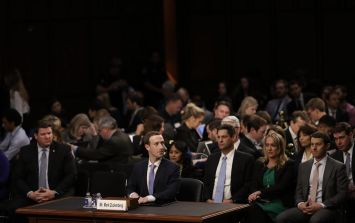 Mark Zuckerberg says Facebook is in an 'arms race' with Russia