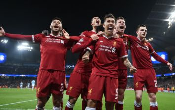 Liverpool swat City aside to author their own piece of Champions League history