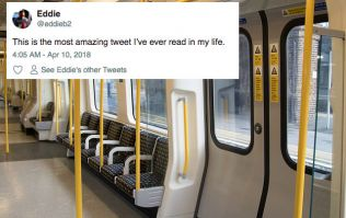 Conversation overhead on public transport goes viral for important reason
