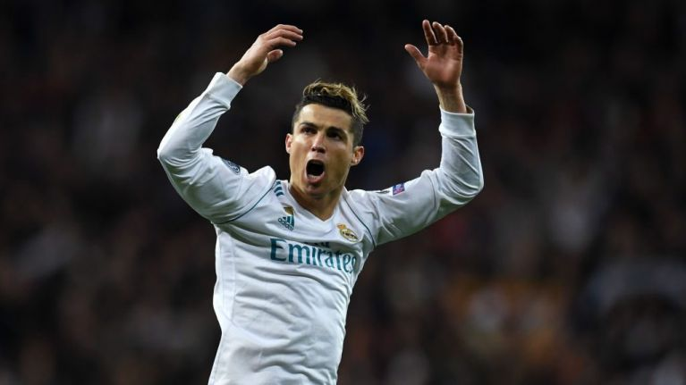 Arrogance? Vanity? Whatever it is, it's the reason Cristiano Ronaldo is the incredible player he is