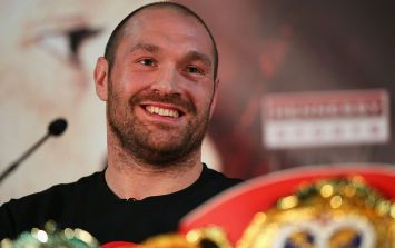 Tyson Fury has announced when he will return to the ring