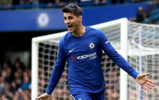 Álvaro Morata reveals he played through the pain from a back injury for much of this season