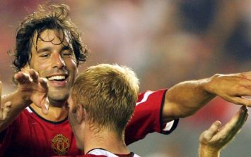 Quiz: Which player has scored more goals for Manchester United?