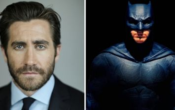 Jake Gyllenhaal finally addresses the rumours that he's going to be the next Batman