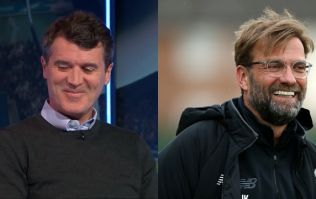 Roy Keane was called out for his Liverpool comments last night