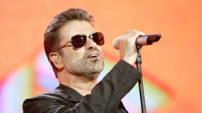 The Evening Standard used a picture of a George Michael lookalike by accident