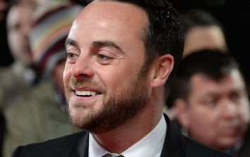 Ant McPartlin will be back on our screens this weekend