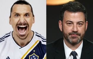 Zlatan Ibrahimovic to appear as guest on 'Jimmy Kimmel Live!' next week