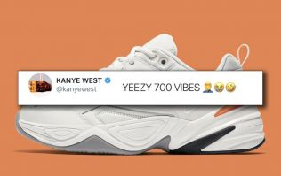 Kanye West reactivates Twitter to call out Nike for copying his Yeezys