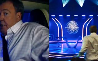Jeremy Clarkson spins car into the Who Wants to be a Millionaire? studio in first look at new series