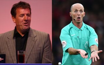 Matt Le Tissier criticises Mike Dean for missing Marcos Alonso's shocking tackle on Shane Long