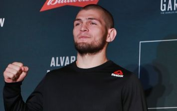 Khabib Nurmagomedov gets tempting offer for first title defence