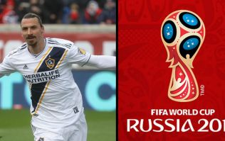 Zlatan Ibrahimovic drops very Zlatan-like hint that he'll play at the World Cup