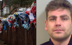 Family of dead burglar clash with police and locals after laying birthday shrine