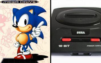 The Sega Mega Drive Mini has been announced, and it looks amazing