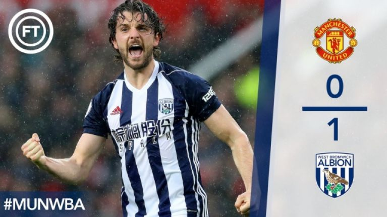 West Brom had the best reaction to today's game on social media