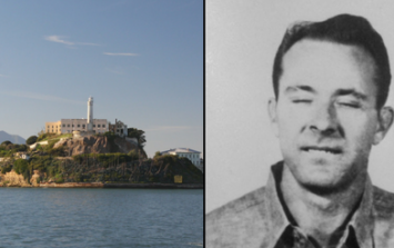 'Man who escaped Alcatraz' writes letter to FBI after 50 years of freedom