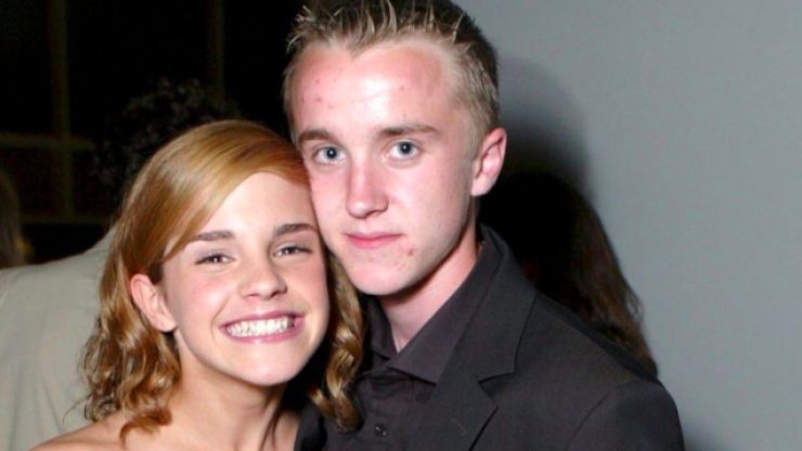 Draco Malfoy actor posts Harry Potter reunion snap, proves how unrecognisable they are today