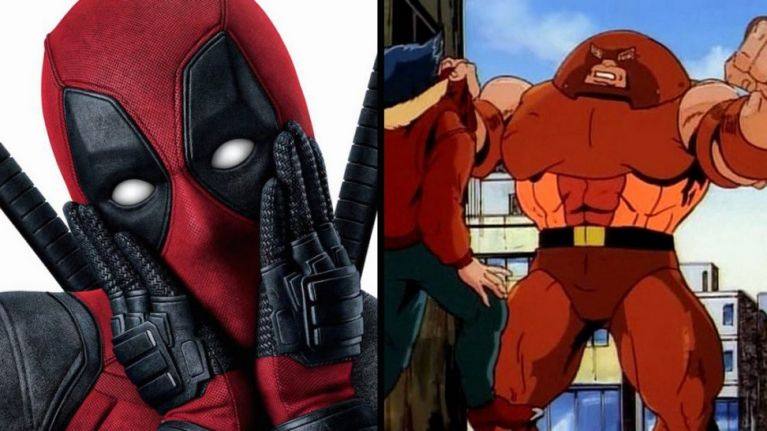 Is this the first look at The Juggernaut in the latest Deadpool trailer?