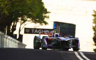 Britain's Sam Bird seals victory in thrilling finish to the inaugural Rome E-Prix