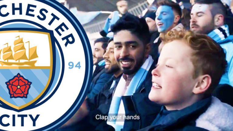 A detailed analysis of Manchester City's outstandingly cringeworthy 'Champions' video