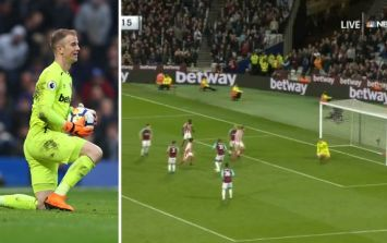 Another Joe Hart clanger sees Jon Walters prophecy fulfilled... kinda