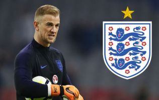 Joe Hart shouldn't be anywhere near England's squad for the World Cup