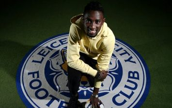 Wilfred Ndidi: The 'gift from God' on trading balls of tape to become the Premier League's tackle master