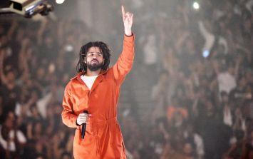 J. Cole has announced he's releasing a new album on Friday