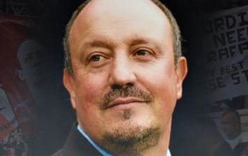 A tale of two cities and their enduring love for Rafael Benitez - a manager who actually cares