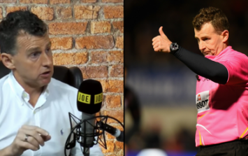 Nigel Owens: 'I don't think football will be homophobic when the first player comes out'