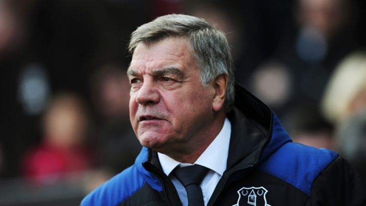 Everton have asked their fans to rate Sam Allardyce's ability as a manager