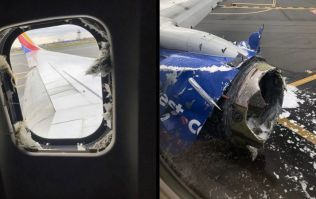 Harrowing details emerge of moment woman was sucked through planewindow