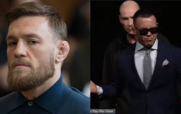 Conor McGregor incident may have caused huge fight to be moved to another continent