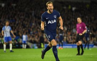 Harry Kane's goal against Brighton took a deflection and everyone is making the same joke