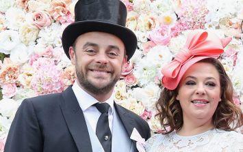 Ant McPartlin's wife breaks social media hiatus following his driving ban